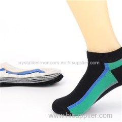 No Show Man Sock Non Slip Sock For Adults
