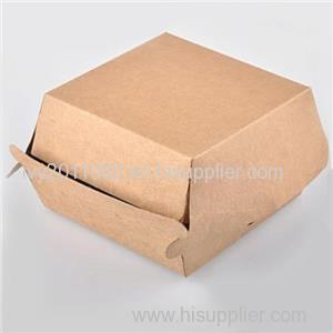 Burger Paper Box Product Product Product
