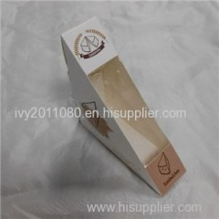 Sandwich Paper Box Product Product Product