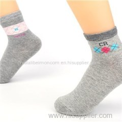 Casual Knitted Cotton Socks