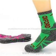Hot Sale Antibacterial Woman Tube Sock