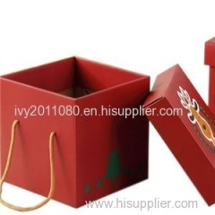 Reindeer Christmas Gift Packaging Box