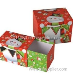 Drawer Christmas Packaging Box