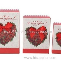 Templates Christmas Gift Packaging Box