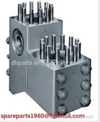 Hydraulic Cylinder Fluid End Module