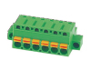 plug-in screwless terminal blocks