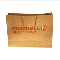 Shopping paper bags China| Kraft bags