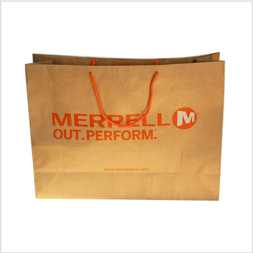 Shopping paper bags China| Kraft bags