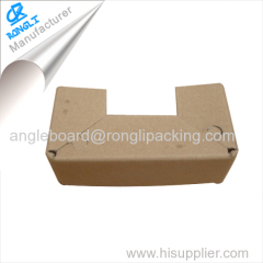40*40*5 Promotional cardboard protector paper angle board