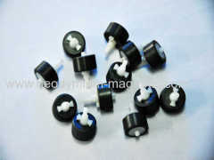 Ring core injection ferrite components