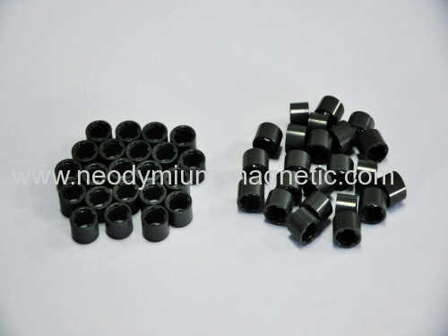 Bonded NdFeB magnet for household appliances