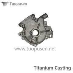 Presicion casting Titanium casting