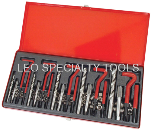 131pc Professional Thread Repair kit