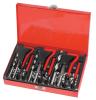 88 pc Thread Repair Kit easily Rethread Stripped Threads Metric M6x1.0 M8x1.25 and M10x1.5 Helicoil