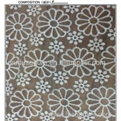 Hot Selling Water Soluble Lace Fabric(S1559)
