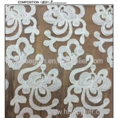 Guipure Polyester Lace Fabric Embroidery Lace Fabric New Lace (S1556)