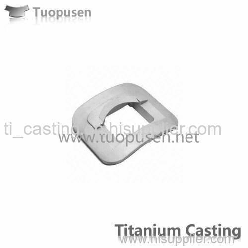 TPS titanium casting investment casting parts Corrosion resistant