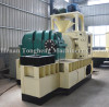 Double roller briquette machine for charcoal/coal briquette machine/ dry powder briquette machine