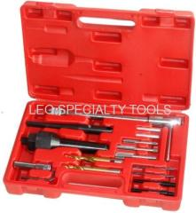 16pcs Glow Plug Removal and Thread Repair Set Audi VW