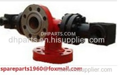 Flange Type Elbow of Mud Pump