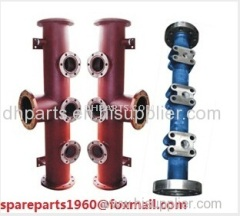 Suction Discharge Manifold of Mud Pump
