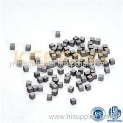Tungsten Alloy Cubes Product Product Product