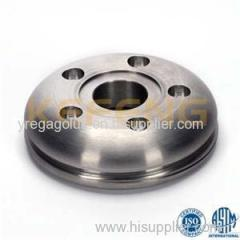 Tungsten Alloy X-Ray Shielding Part
