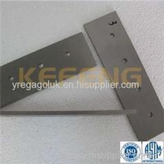Tungsten Alloy Plate Product Product Product