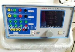Three-Phase Relay Protection Tester