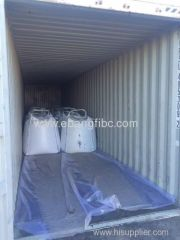 FIBC Bags for Packing Bitumen