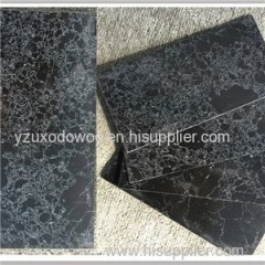 Black Silestone Quartz Stone For Tops