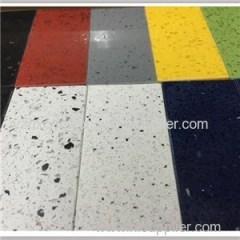 White Sparkle Engineered Man Made Stone Tiles