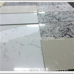 Solid Surface Quartz Stone Wall Tiles