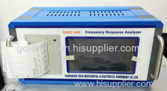 Electrical euipment Automatic Transformer Frequency Response Analyzer