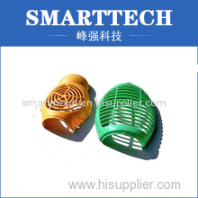 Colorful Mini Plastic Fan Shell Injection Mould Service