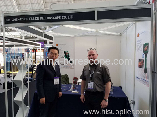 Zheng zhou Runde Dellonscope Co.,Ltd. atended the Security and Counter Terror Expo