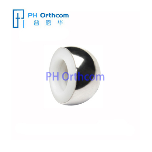 Bipolar Head Cemented Type Total Hip Replacement Femoral Stem Medical Hip Implant Arthroplasty