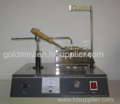 Petroleum product Cleveland Open Cup Flash Point Tester