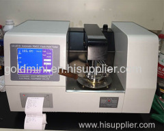 Petroleum product Automatic PMCC Flash Point Tester