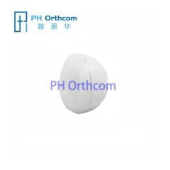 Polyethlene чашки закрепила за эндопротезировании тазобедренного сустава протез сустава на искусственный медицинский имплантат для тазобедренного сустава бедренной кости