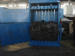 tire packing machine/double cylinder hydraulic baler