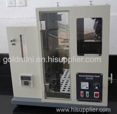 Petroluem Product Vacuum Distillation Tester