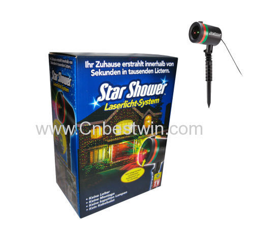 STAR SHOWER FACTORY/CHINA STAR SHOWER MANUFACTURER/STAR SHOWER AS SEEN ON TV