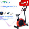 Self generating Fitness Bike exercise equipment cycle