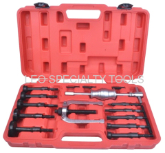 16pcs Bearing Extractor Puller Set Blind Inner Bearing Removal Set