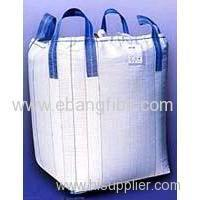 Cross Corner Bulk Bag for Packing Chemicals