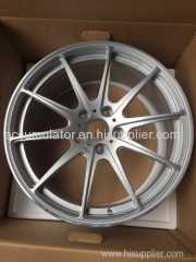 19 INCH RAYS FORGED WHEEL RIM WITH VARIOUS FITMENTS