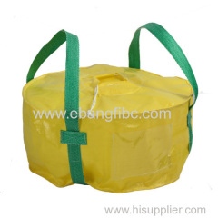 circular big bag with customized color