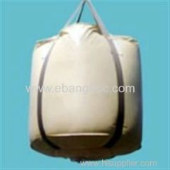 PP woven bulk bag for industrial transporting