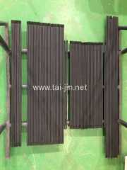 Soil enviroment coated mmo rod anode